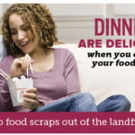 Composting: Food Scraps Aren't Garbage.